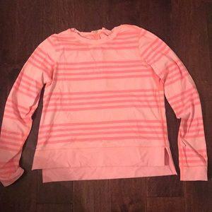 Lululemon top. Size 6